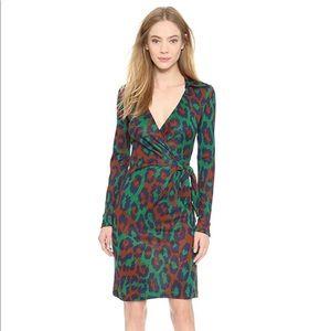 Diane von Furstenberg Savannah Wrap Dress
